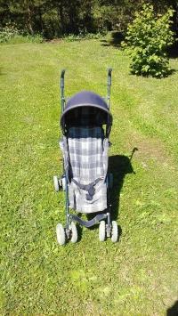 Детская коляска-трость